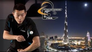 World's Most Incredible Table Tennis Trick Shots
