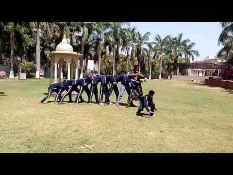Manoj gupta wushu warrior group jabalpur