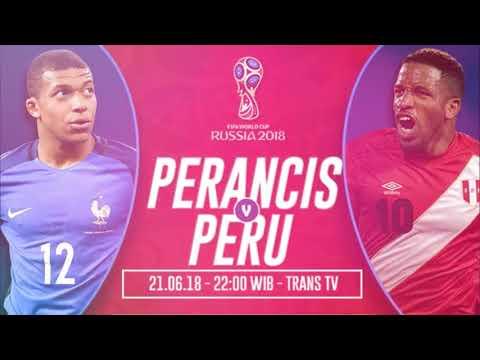 PREDIKSI SKOR GRUP C PERANCIS VS PERU 21 JUNI 2018