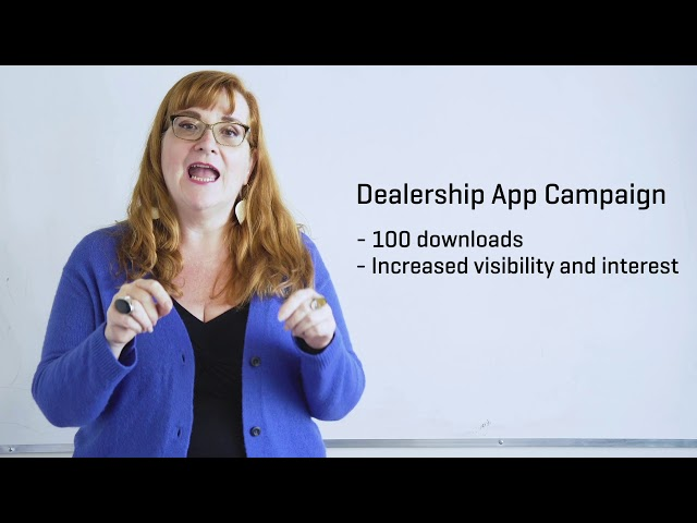 Success Story: Driving consumers to download your app.