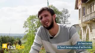 Portrait d'un acteur #ESSHDF : L'Hermitage à Autrêches (Oise)