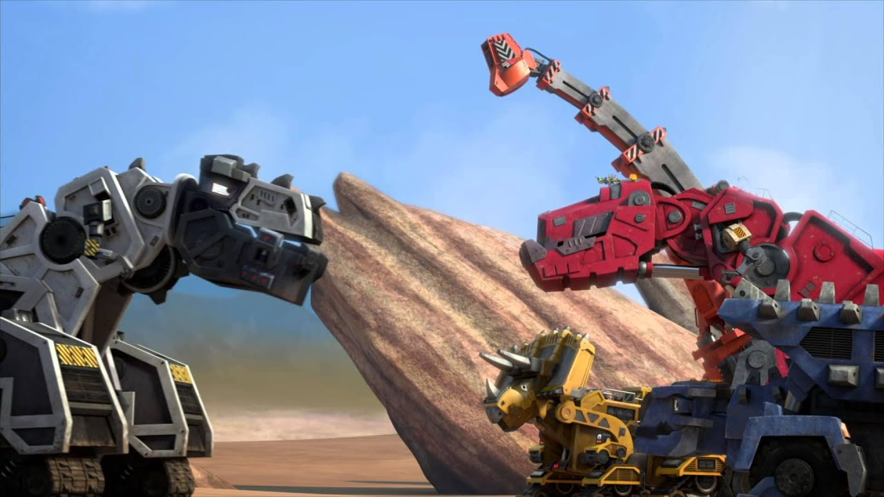 Conoce A D Structor Dinotrux Youtube