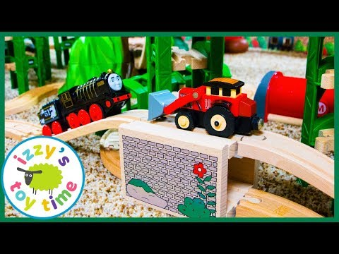 Thomas and Friends BRIO SURPRISE BAG! Fun Toy Trains for Kids