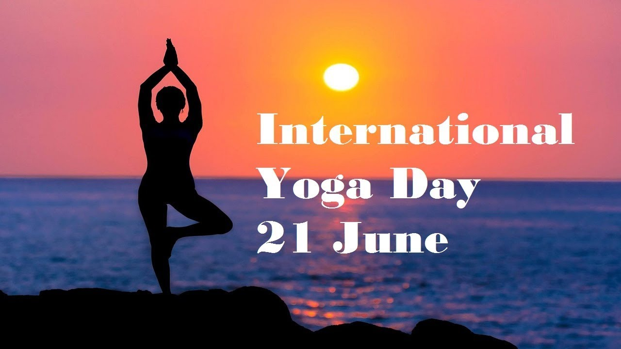 International Yoga Day 2019 World Yoga Day Special Whatsapp Status Video Internation Yoga Day 2019 Youtube