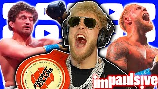 Jake Paul Speaks on Ben Askren KO, Calls Out Next Opponent *Exclusive* - IMPAULSIVE EP. 275