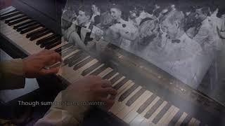 Moments to Remember ( The four Lads). Piano et arrangements: André Caron