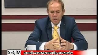 Nurgül Yılmaz İle Seçim 2015   CHP Manisa Milletvekili Aday Adayı Kanber Oğur 26 02 2015