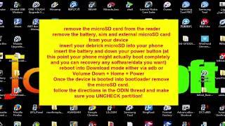 Samsung Galaxy SM-G7102 Repair Dead Boot /Unbrick