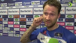 Robert Klaasen na De Graafschap-PSV: 'Hier kunnen we mee verder'