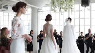 Marchesa Fall 2018 Bridal Collection
