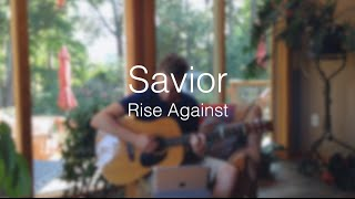 Rise Against - Savior (Acoustic Cover)
