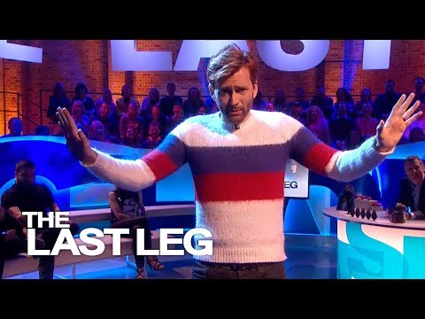 David Tennant Has Another Reassuring Message For Us  The Last Leg