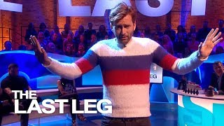 David Tennant Has Another Reassuring Message For Us - The Last Leg