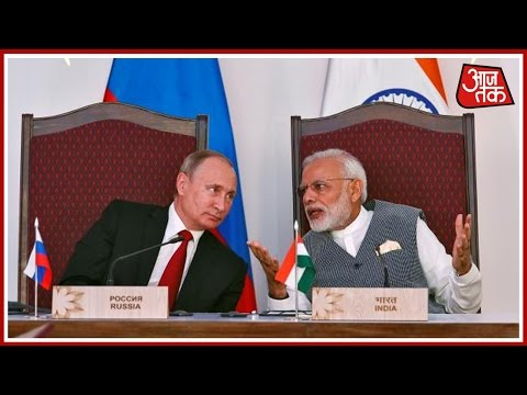 BRICS Summit: India Signs Missile Defense Deal With Russia
