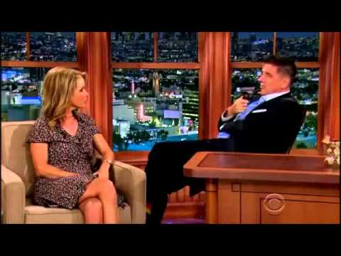 Cheryl Hines, Lawrence Block on Craig Ferguson September 10, 2014