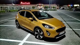 Ford Fiesta Active 2 EcoBoost 1.0 100 KM