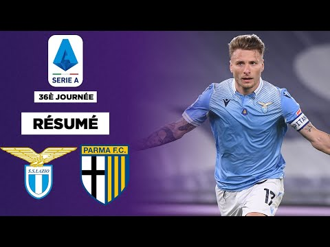 🇮🇹 Résumé : Immobile sauve les espoirs d'Europe de la Lazio