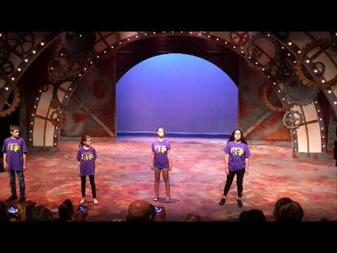 Musical Theater Intensive at Orlando Repertory Theater