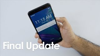 Final Software Update to Zenfone Max Pro Before...