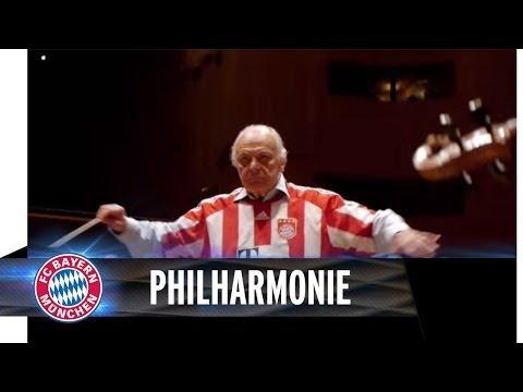 MIA SAN MIA - Die Münchner Philharmoniker wünschen dem FCB viel Glück im Finale