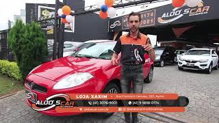 LINDO FIAT BRAVO TOP DE LINHA É AQUI NA ALDO'S CAR MULTIMARCAS