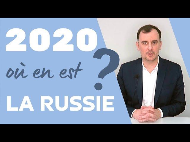 Où en est la Russie en ce printemps 2020