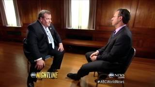 Chris Christie on 30-Year Struggle With Weight
