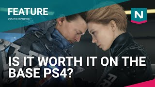 Death Stranding - Technical Comparison - Is the Base PS4 Worth It?!