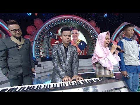lida indonesia ARIF cinta Hitam