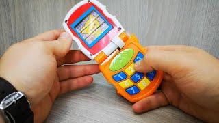 Мобильный телефон раскладушка