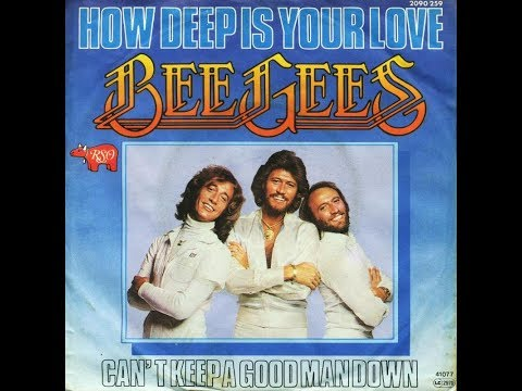 Bee Gees - How Deep Is Your Love (1977 LP Version) HQ