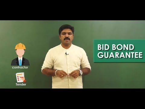 What is Bid Bond Guarantee?