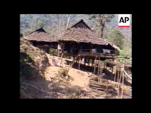 Thai/Burma Border - Karen Refugee Camp