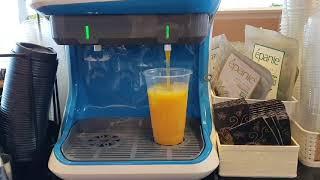 [뉴커피] 쿨프로 음료기계 스조라망고 이용가이드 (오륙…