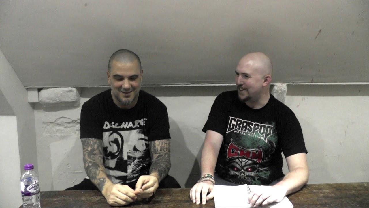 Metal Underground Phil Anselmo Interview Youtube
