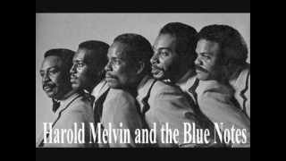 Harold Melvin  & Blue Notes feat Sharon Paige ~ You know how to make me feel