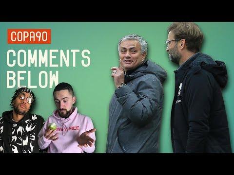Can Man United & Mourinho Burst Liverpool's Bubble? | Comments Below