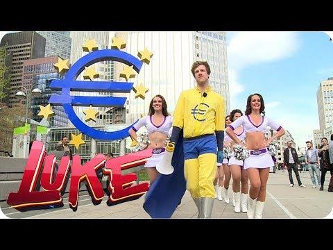 Luke rettet den Euro - LUKE! Die Woche und ich