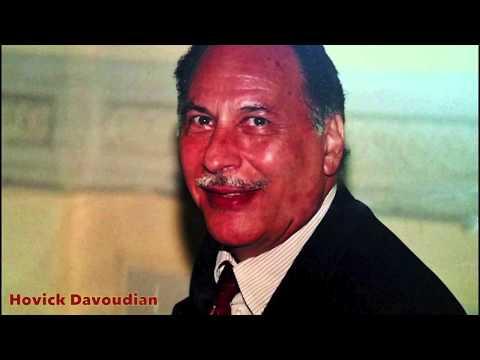 Hovik Davoudian( LIVE IN RADIO IRAN-TEHRAN 1964 ) #1