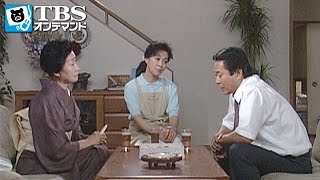 突然、葉子(野村真美)からの婚約報告を受けた大吉(藤岡琢也)は激怒する。...