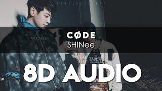 SHINee - CODE 8D AUDIO [USE HEADPHONES] + Romanized Lyrics