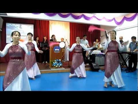 Jangan Lelah (Ibadahraya 14Oct2012) - SIB Cheras Awana (Dkn Nanih)
