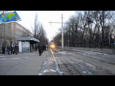 Donetsk Ukraine's heart. The best places in the city of Donetsk. Donetsk # 5.