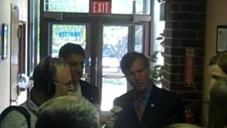 Virginia Gov Bob Mcdonnell Tours Covanta Energy Fairfax Incinerator Energy