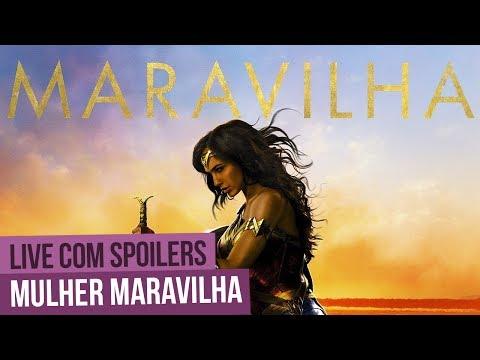MULHER-MARAVILHA (com spoilers)   faNATic