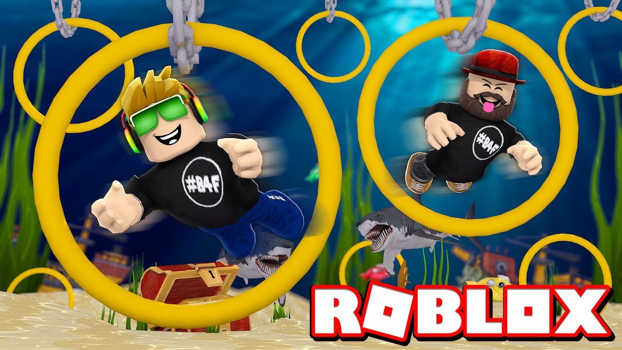 Super Mini Games Roblox Racing Underwater For The Win In Roblox Epic Minigames Youtube