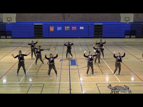 Partition - Saratoga High School Dance Team (guest performers)
