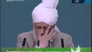 Jalsa Salana Allemagne 2012 - Discours de clôture par Hadhrat Khalifatul V Masih (ABA)