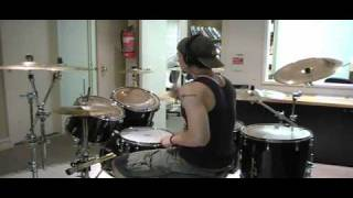 Them Crooked Vultures - Dead End Friends (drum cover)