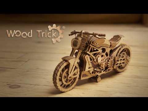 "Wood Trick ""Motorcycle DMS"""